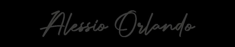 firma alessio orlando